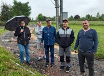Mieszkańcy ulicy Niedurnego w Pszowie mają nową drogę. Pomogła interwencja Radia 90