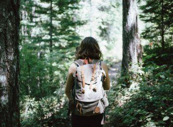 Pomysł na weekend: Kąpiele leśne. Co to takiego?
