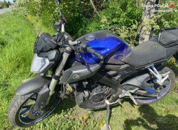 Szukają świadków dwóch wypadków z udziałem motocyklistów