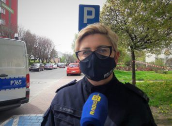 Aleksandra Nowara: ''Sprawca, który zastrzelił policjanta, był przebrany za funkcjonariusza''