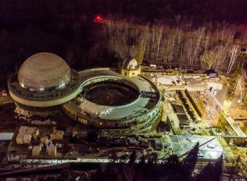 Planetarium Śląskie: W obliczu takich punktowych opadów deszczu jesteśmy bezsilni