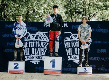 Pierwsze zawody pumptrackowe z cyklu ''Nie Pompujesz - Nie Jedziesz'' odbyły się w Rybniku [FOTO]