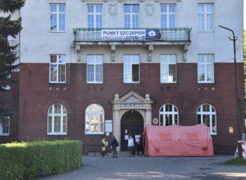 Ruszył Punkt Szczepień Powszechnych w szpitalu w Rydułtowach