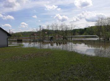 W powiecie wodzisławskim odwołano alarm przeciwpowodziowy