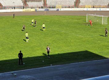 Jak grali piłkarze ROW-u Rybnik i Pniówka Pawłowice?
