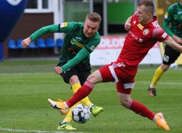 Piłkarze GKS-u Jastrzębie znów bez punktów. Przegrali z Miedzią Legnica 1:2