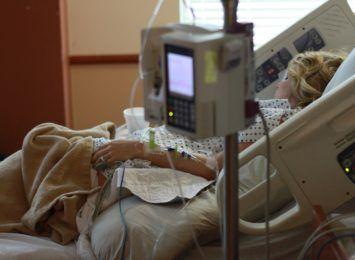 Sytuacja covidowa na Śląsku: Rośnie liczba hospitalizowanych