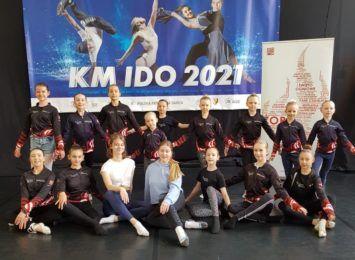 Tancerki zŻor zdobyły mistrzostwo kraju. Wywalczyły również nominacje na mistrzostwa Europy