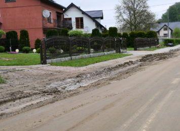 Starosta Grzegorz Swoboda: ''Trudno oszacować straty, będą bardzo duże''