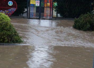 Sytuacja powodziowa w regionie. Raport z soboty