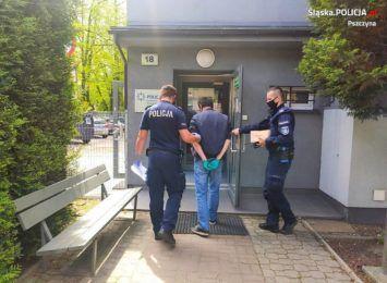 Złodziej z Wodzisławia złapany przez pszczyńskich policjantów