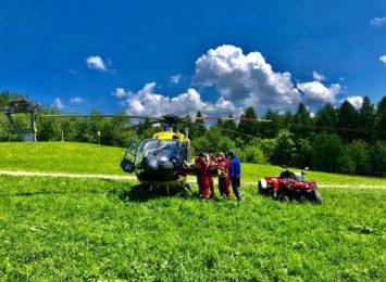 GOPR: 24 interwencje w Beskidach podczas długiego czerwcowego weekendu