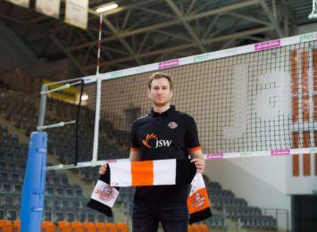 Kolejny zawodnik dołącza do Jastrzębskiego Węgla. Kontrakt z klubem podpisał Jakub Macyra