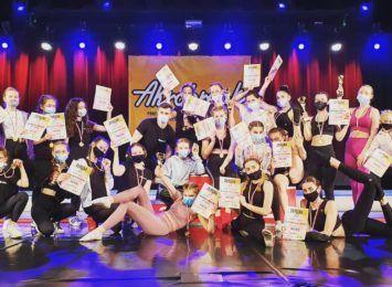 Gala Akrobreak w Wodzisławskim Centrum Kultury. Wystąpią członkowie sekcji akrobatyki tanecznej