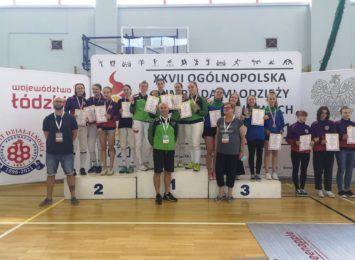 Drużynowe Mistrzostwo Polski kadetek dla szpadzistek z RKMS Rybnik. Najlepsza w kraju ponownie Alicja Klasik