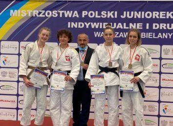 Dobry występ judoczek i judoków z regionu na Mistrzostwach Polski Juniorów