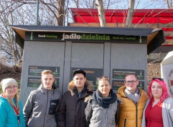 Nowe jadłodzielnie w Jastrzębiu-Zdroju. Na razie są dwie, będą kolejne