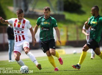 Piłkarze GKS-u Jastrzębie zakończyli sezon zwycięstwem
