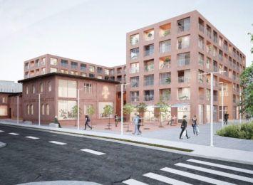 Rybnicki TBS ogłosił przetarg na zabudowę placu przy ulicy Hallera w Rybniku