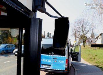 Jastrzębie-Zdrój: Pijany kierowca autobusu woził pasażerów. Jest już zatrzymany