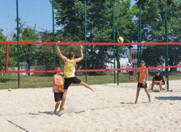 Mistrzostwa Śląska Juniorów Młodszych w plażówce dla pary z Będzina [FOTO]