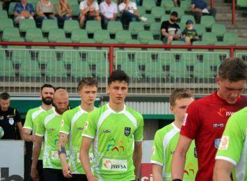 ROW Rybnik spada do IV ligi. W sobotę przegrali mecz z rezerwami Zagłębia Lubin
