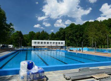 W Wiśle popływasz nie tylko w Wiśle. W mieście otwierają nowe baseny [FOTO]