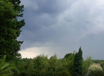 Interwencje po burzach na Śląsku. Sprawdź też najnowsze prognozy pogody