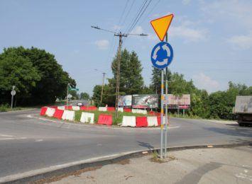 Cieszyn: Dwa nowe ronda mają poprawić komunikację w części miasta