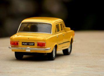 Bezpłatne przejazdy taksówką z epoki w Jastrzębiu-Zdroju