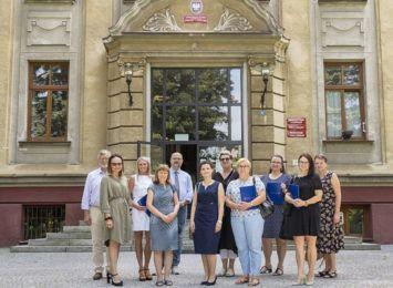 Przedszkolaki z Pielgrzymowic najmłodszymi słuchaczami Uniwersytetu Śląskiego [FOTO]