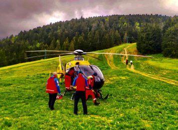 Beskidy: Sporo interwencji górskich ratowników