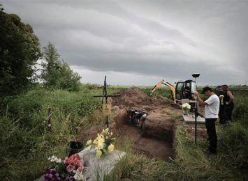 """IPN prowadzi prace poszukiwawcze na cmentarzu parafialnym """"Jeruzalem"""" w Raciborzu"""
