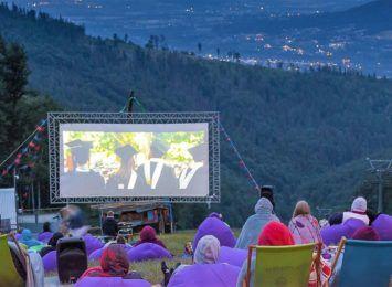 Kino na szczycie rusza w ten weekend w Ustroniu. Będą projekcje pod gwiazdami i z gwiazdami