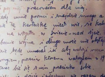 List miłosny w szkatułce... Kolejne tajemnicze znalezisko z przeszłości