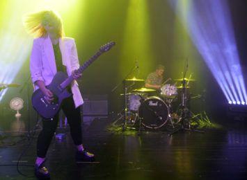 """""""Chcemy grać muzykę i się spełniać"""". Maya Krav koncertuje w Domu Kultury w Rybniku-Boguszowicach [FOTO, WIDEO]"""