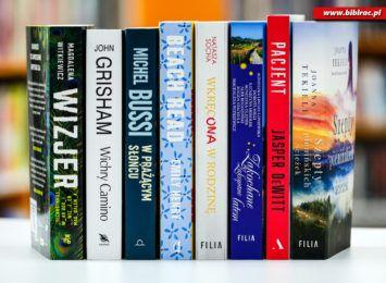 Lubisz czytać? Biblioteka poleca książkowe nowości na wakacje