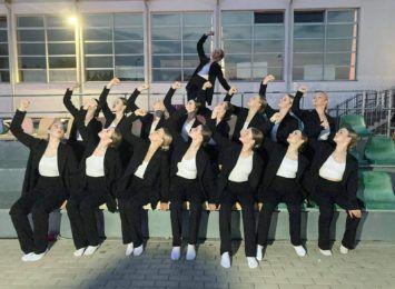 Wodzisław: Miraż wrócił z medalami z Mistrzostw Polski w show i jazz dance
