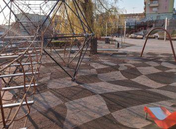 Pszów: remont Parku Jordanowskiego