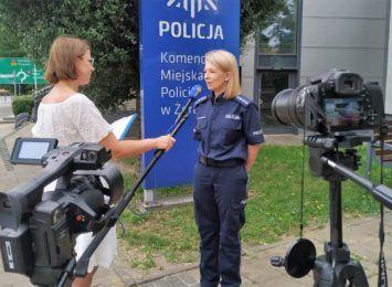 Słuchacze pytają, policja odpowiada: O bezpieczeństwie w czasie wakacji [WIDEO]