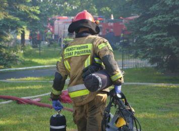 Kilkadziesiąt osób na jedno miejsce. Każdy chce być strażakiem!