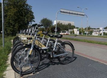 W Jastrzębiu-Zdroju wypożyczysz już rower miejski