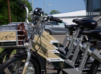 Rower miejski wrócił do Jastrzębia-Zdroju. Dla seniorów wypożyczanie za darmo [materiał partnera]