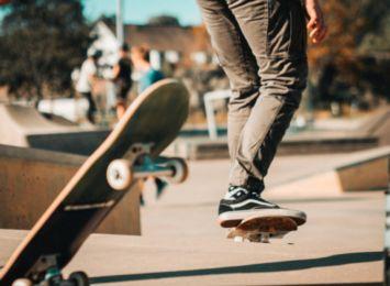 Skatepark, korty i siłownia na wakacje. Pszów zachęca do aktywnego wypoczynku