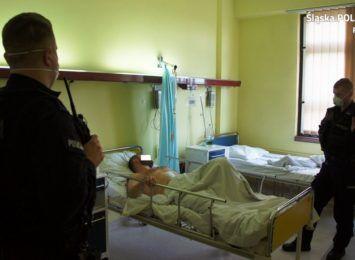 Zabójca policjanta aresztowany na trzy miesiące