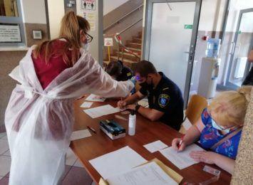 Strażnicy miejscy w Rybniku zapraszają na zbiórkę krwi