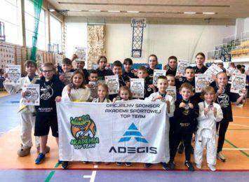 Sukcesy młodych zawodników z Akademii Top Team w Małopolsce [FOTO]