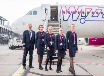 Wizz Air wznowił kilkadziesiąt tras z Katowice Airport