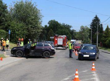 Zmiana oznakowania przyczyną wypadku w Jastrzębiu- Zdroju