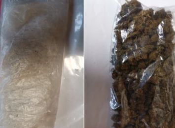 Policjanci w Jastrzębiu przechwycili marihuanę oraz substancje psychoaktywne